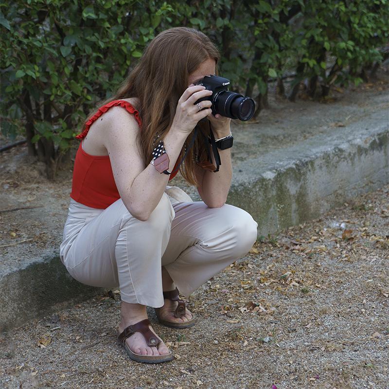 Clase práctica de iniciación a la fotografía