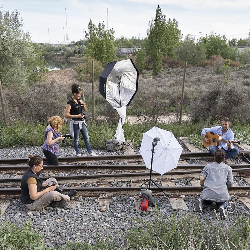 Clase práctica de fotografía avanzada