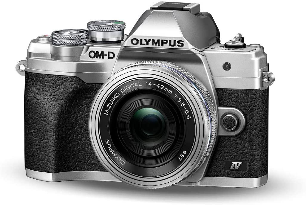 Olympus OM-D E-M10 Mark IV. © Olympus